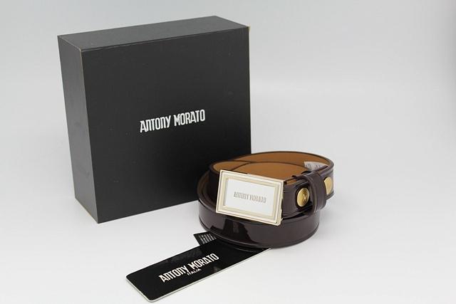 504f28fb93c Parim kingitus mehele või naistele, keda armastad! Antony Morato rihm - 60%